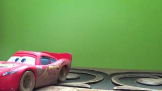Cars Lightning,Sully and Hamm Review