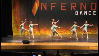 Studio 180 Dance, Teen Small Group Ballet 2015