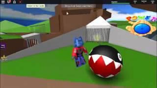 Super Mario 64 ROBLOX Edition! Part 2