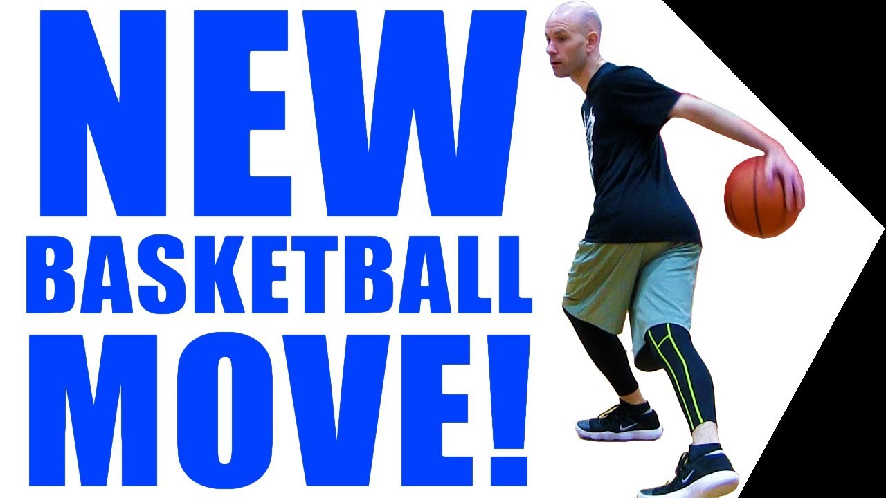 4085e087c296 NEW BASKETBALL MOVE! Slip Step Crossover 🍌(WHAT Was THAT ...