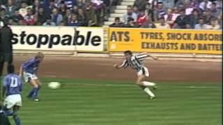 Season 1989-90 - Rangers Vs St Mirren (12th August 1989)