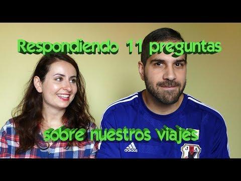 Contestamos a las preguntas de otros Vloggers |Recorriendo el Globo