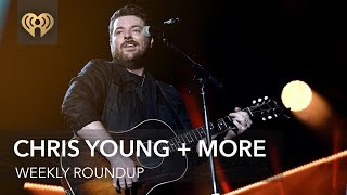 Chris Young Announces Raised On Country Tour + More | Weekly Roundup Video