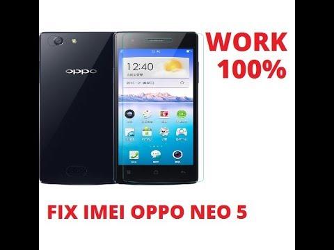 cara-fix-imei-oppo-neo-5-r1201-100%-work