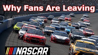 NASCAR Racing: 2009 Vs Now - Why Fans are Leaving