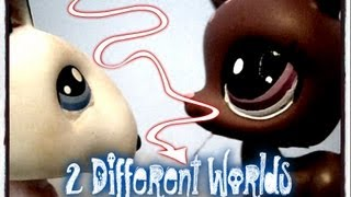 LPS: Separated Twins #EPISODE 2, SEASON 1 (2 Different Worlds)