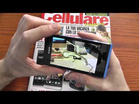 Huawei Ascend W1 - recensione di CellulareMagazine
