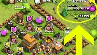 Clash Of Clans Android Game Play And Mod/Hack Apk(Latest Mega Mod)