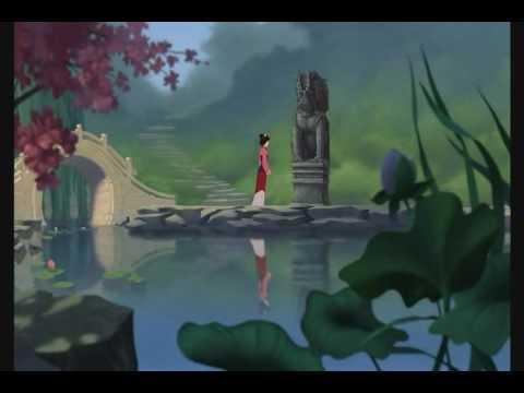 Mulan - Reflections HQ - YouTube