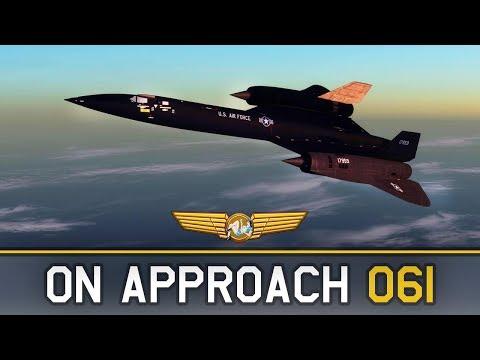 Milviz SR-71 Speed Check | ON APPROACH 061