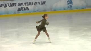 Анастасия Мухортова, ПП, Первенство Москвы (ст.вз.) 2016
