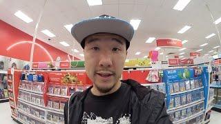 Target Video Game Shoppin/vloggin!!!