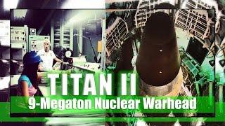 Exploring the Titan II 9 Megaton Thermonuclear Warhead with Bianca Te Rito