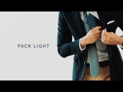 Business Travel Tip: Pack light