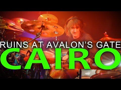 CAIRO - Ruins At Avalon's Gate - Jeff Brockman Performance Series