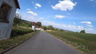60 Minute Virtual Cycling Workout France Ultra HD Video