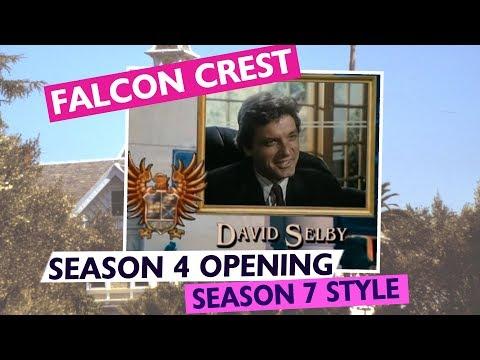 FALCON CREST  Season 4 meets Season 7 Version 4