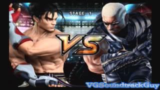 Tekken 5 Gameplay (PS2)