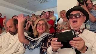 ПАРАД ЗВЕЗД! Фестивалькрасоты, моды и таланта «Beauty Russia 2019» в Доме Моды Вячеслава Зайцева.