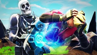 SKULL TROOPER: '' I am the soul taker of all skins '' (Fortnite Battle Royale) 13K GRIND