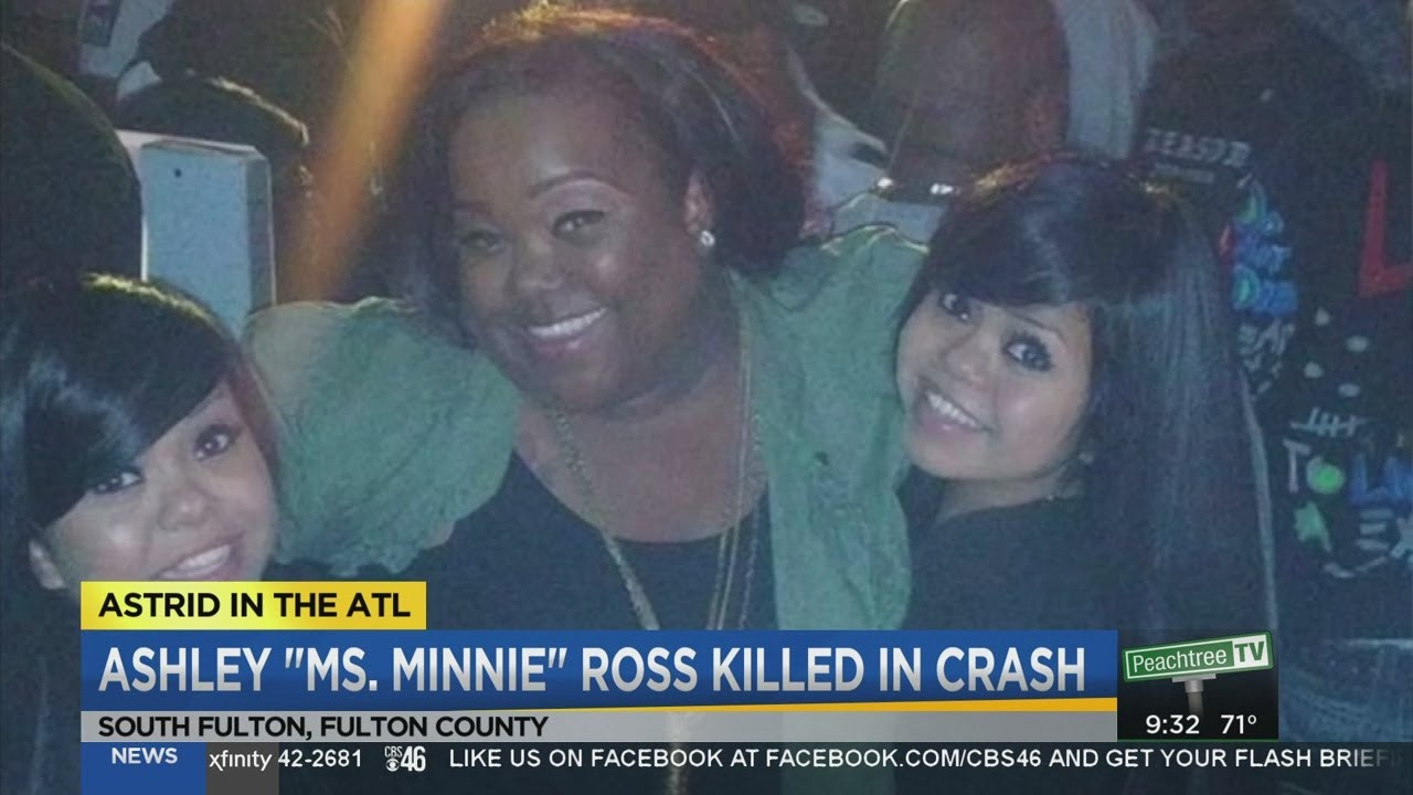 Download Condolences pour in for death of Atlanta reality star