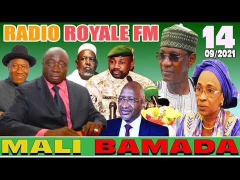 RADIO ROYALE FM 14 /09 /2021