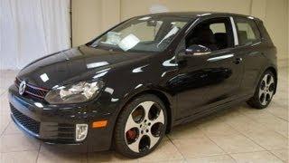 Volkswagen Golf GTI Black Dynamic 2012 Videos
