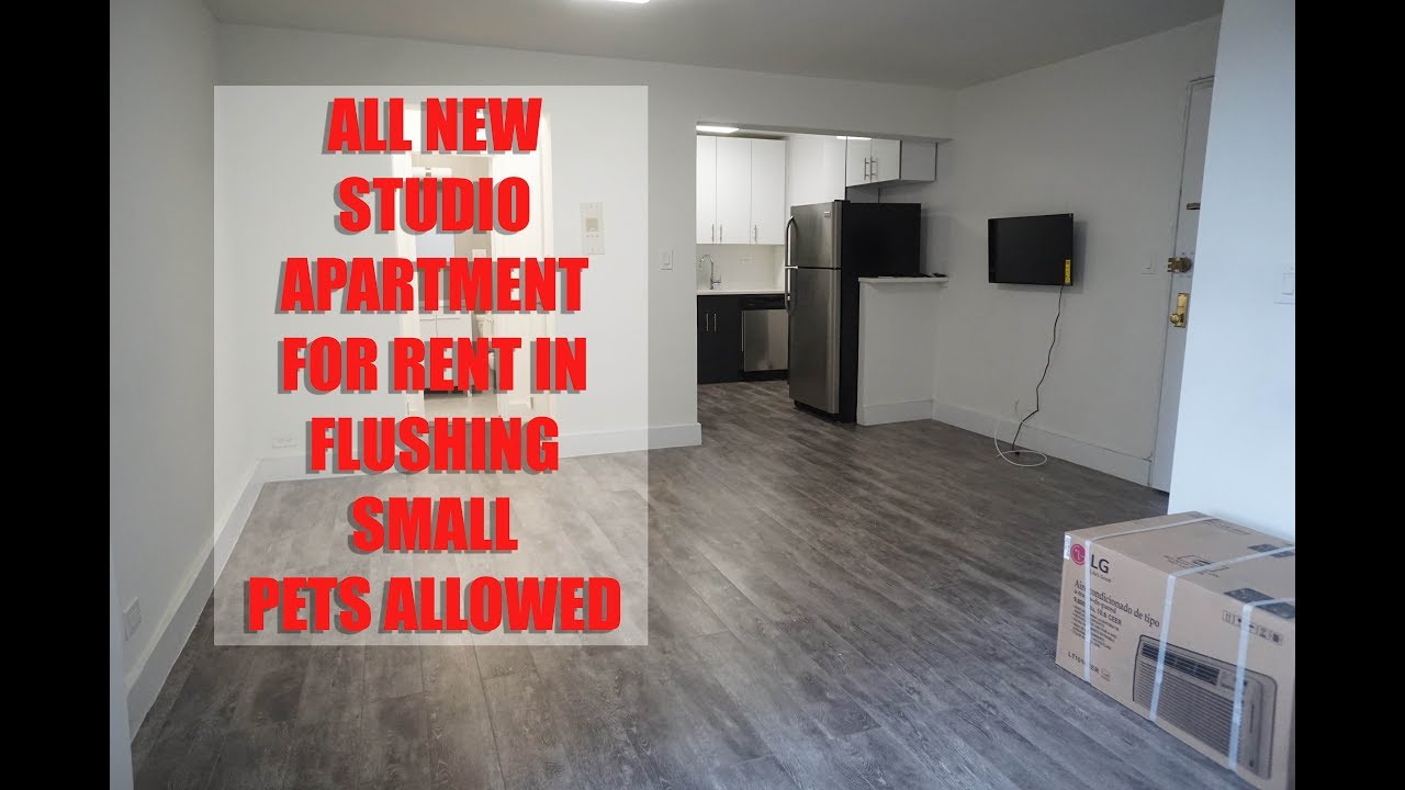 Studio Apartment Queens Nyc all new studio apartment for rent in heart of flushing, queens