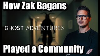The Problem with Zak Bagan's Ego and Demon House