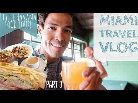 Little Havana Food Tour | Wynwood Walls | Miami Travel Vlog | Part 3