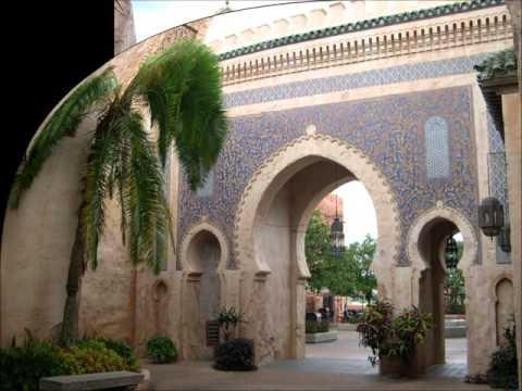 EPCOT - Morocco Pavilion Area Music