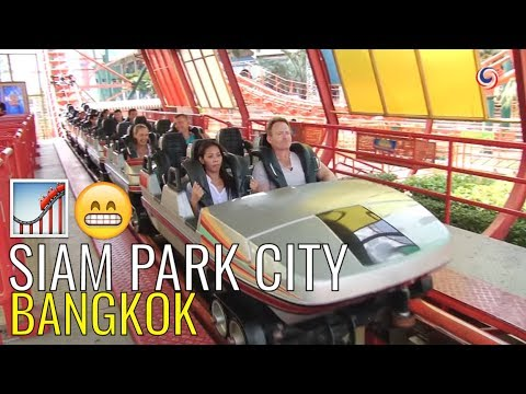 Siam Park City is Bangkok's largest amusement and water park!