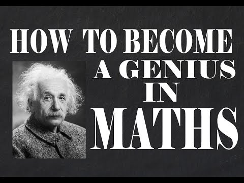 How to become a Math Genius.✔️ How do genius people See a math problem! by mathOgenius