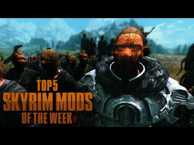 build wooden followers with this skyrim mod 1