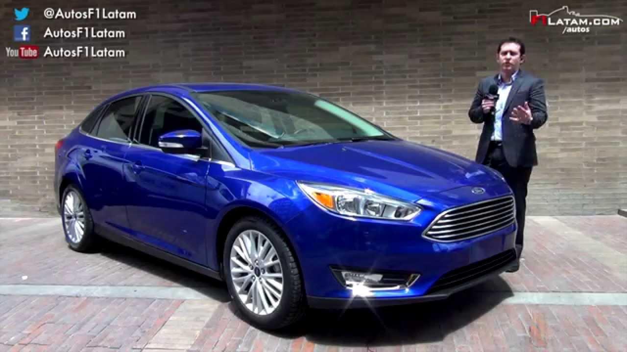 Nuevo Ford Focus 2015 En Colombia Lanzamiento Oficial Youtube