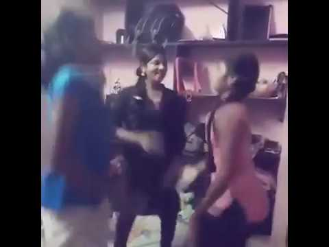 Tamil girls dance enga veetu kuthu vilakku