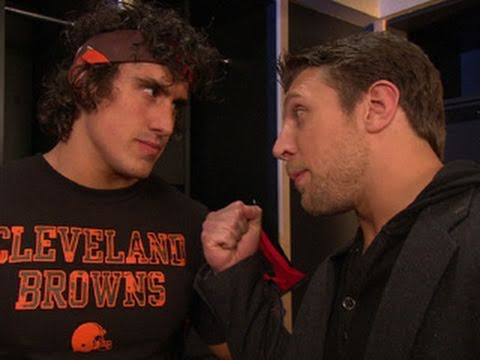 WWE NXT: Daniel Bryan reacts to Derrick Bateman's elimination