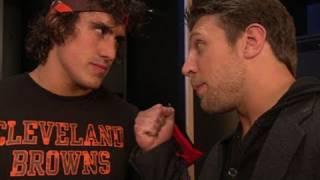 WWE NXT: Daniel Bryan reacts to Derrick Bateman