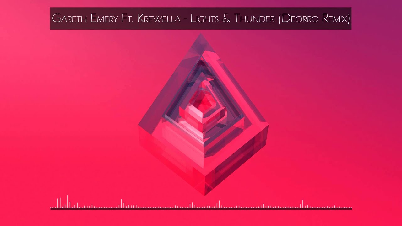 gareth emery feat krewella lights thunder deorro remix