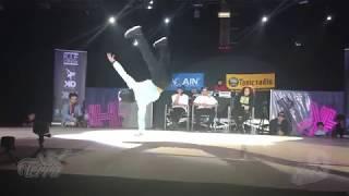 Bgirl Terra vs Jilou - Semi Final Bgirl Battle - K-Rement 2018 Hip Hop