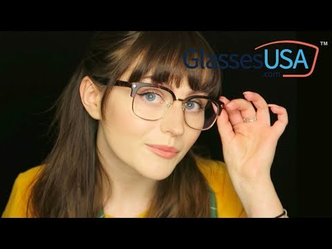 ASMR~ Glasses Consultant Roleplay 👓