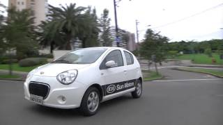 test drive geely gc2