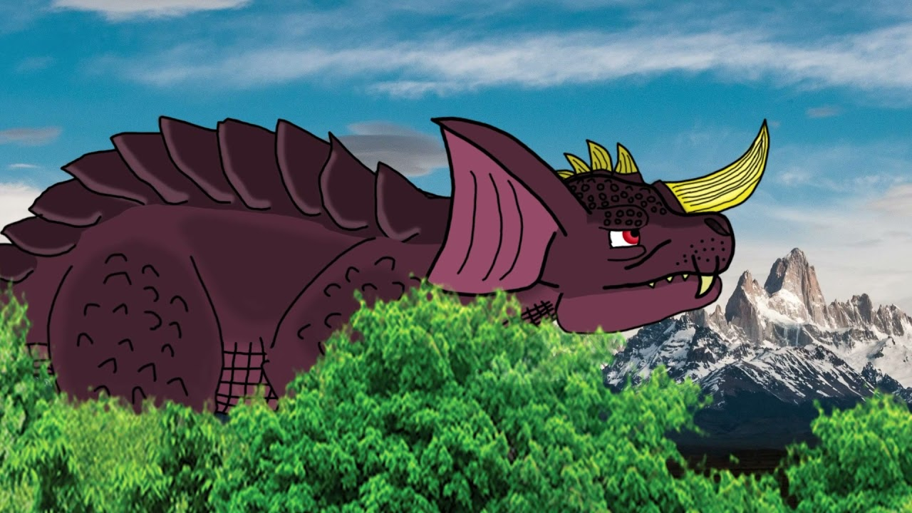 Kaiju Animation Test 1: Baragon VS Mogu Introduction (Not official animation unless requested)