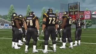 Dutch Fork vs Irmo  Madden 08  South Carolina High School Football Mod