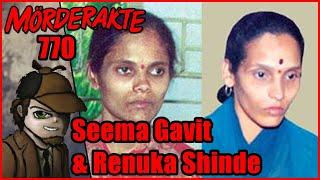 Mörderakte: #770 Seema Gavit & Renuka Shinde / Mystery Detektiv