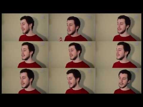 "Twenty-One of Sam Robson's Best ""A Cappella"" Harmonic Hymns"