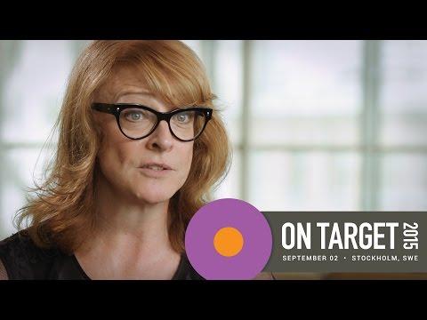 OnTarget 2015: Anne Årneby, Group CMO - Bisnode