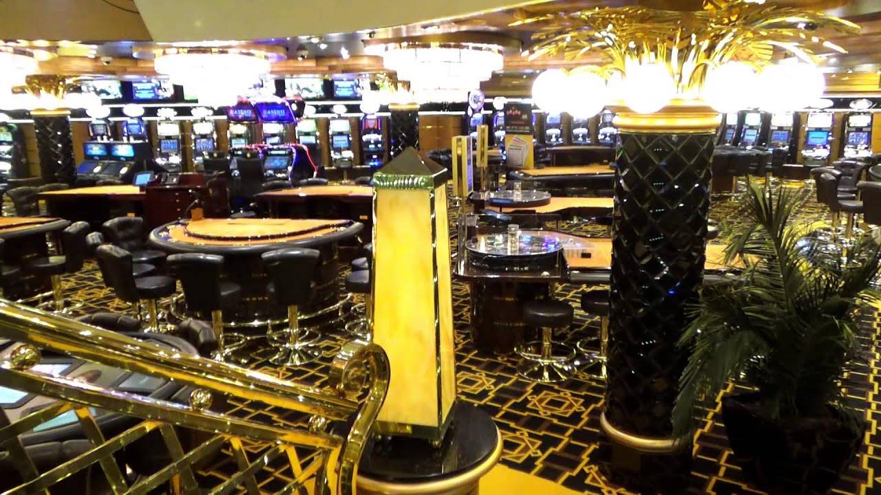 msc splendida casino