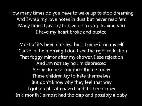 Grieves - Half Empty lyrics