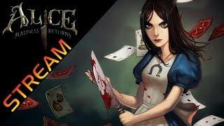 Let's Stream: Alice Madness Returns 🔪  »ToT ToT macht der Zug« [Action, Abenteuer] (6/6)